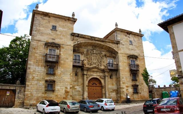 Palacio de los Marqueses de Chilioches - Destino Castilla y León