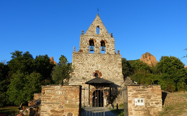 Iglesia de Las Médulas - Destino Castilla y León