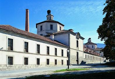 La Granja de San Ildefonso - Real Fábrica de vidrio