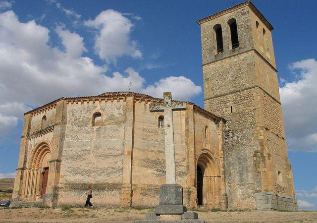 iglesias de Castilla y León - Iglesia de la Vera Cruz