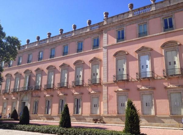 Palacio de Riofrío - Destino Castilla y León