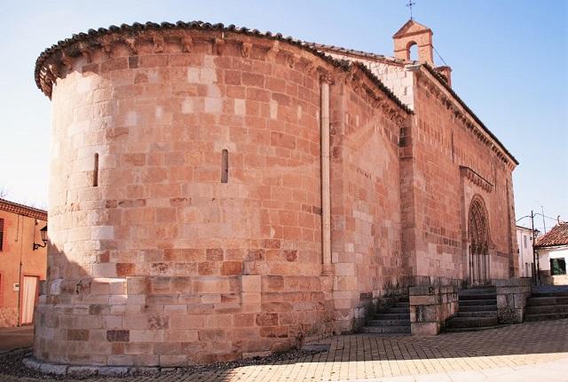 Iglesia de San Claudio de Olivares de Zamora - Destino Castilla y León