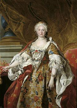 Reina Isabel de Farnesio, la promotora del Palacio - Destino Castilla y León