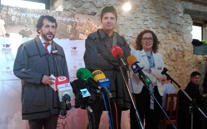 Inaguración de las jornadas - Destino Castilla y León