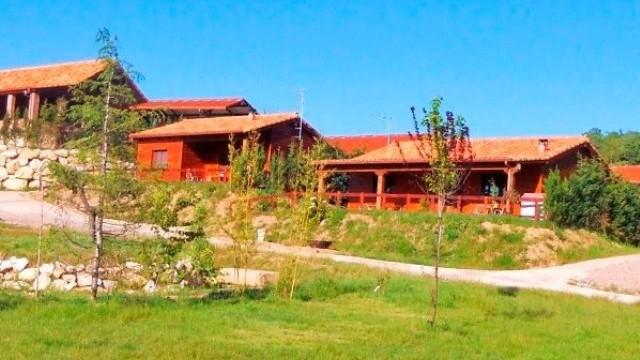 Casa Rural Al Pie del Árbol - Galería - Complejo de casas - Destino Castilla y León
