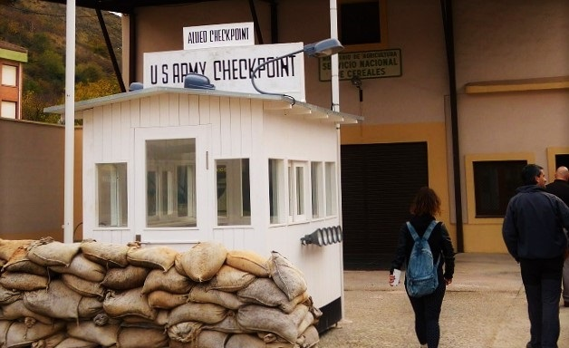 Museo de la Radio - CheckPoint Charlie