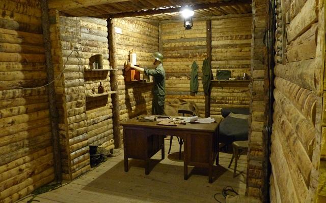 Living History de la trinchera de la I Guerra Mundial en Belorado - Destino Castilla y León