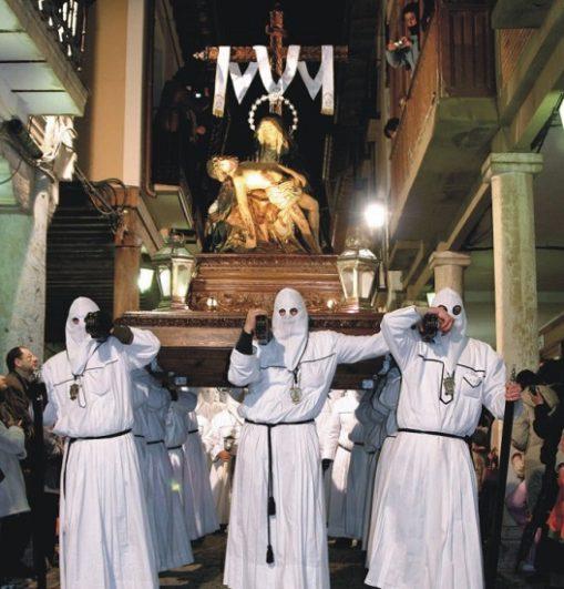 Semana Santa de Medina de Rioseco - Destino Castilla y León