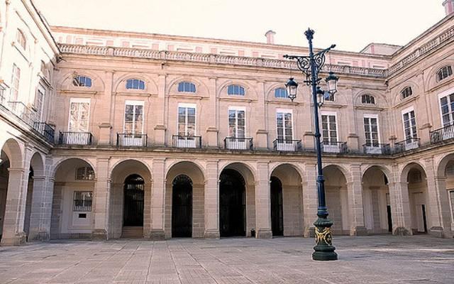 Patio de Riofrío - Destino Castilla y León