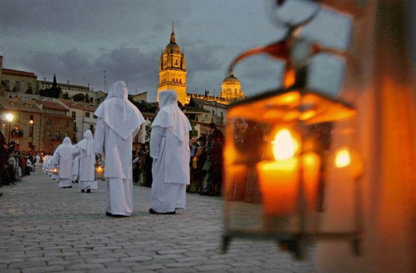 Semana Santa en Salamanca - Destino Castilla y León