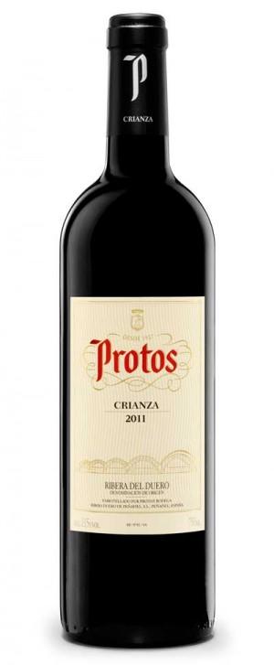 Botella Protos Crianza 2011