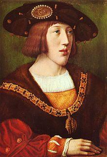 Carlos I - Imagen cortesía de Wikipedia