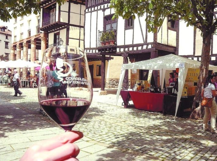 V edición de Vinos con Historia - Destino Castilla y León