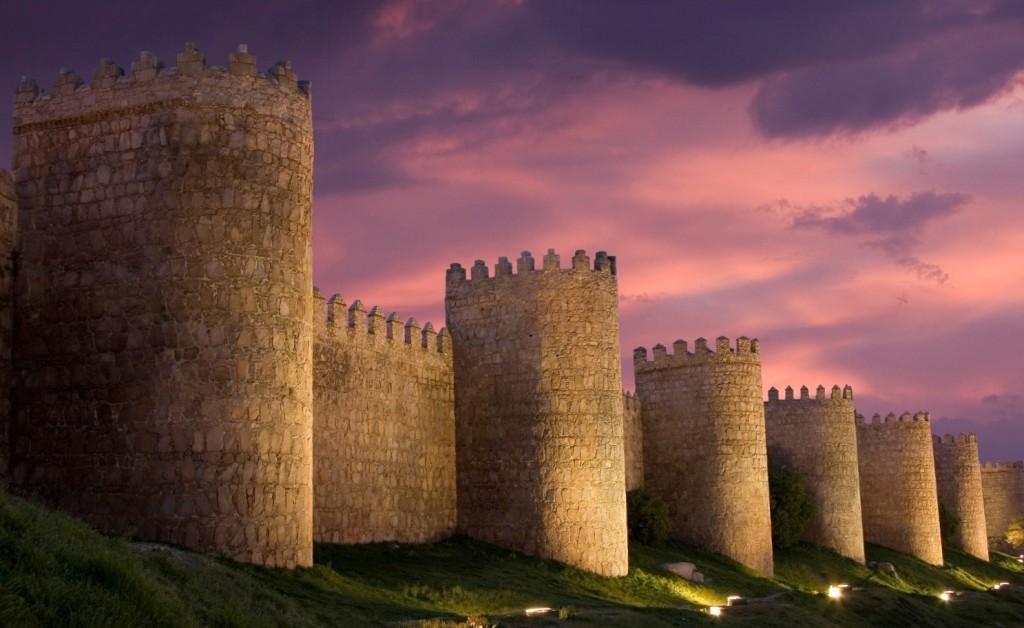 Murallas de Ávila - Destino Castilla y León