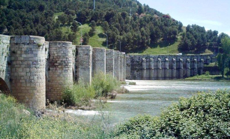 Puente de Cabezón de Pisuerga
