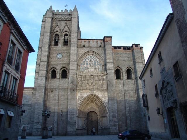 Catedral de Ávila - Destino Castilla y León