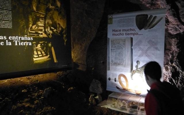 Museo de los mineros en Mina Esperanza - Destino Castilla y León