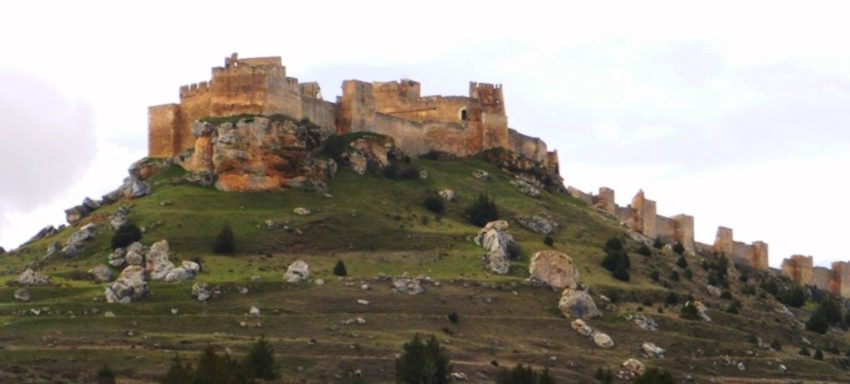 Fortaleza de Gormaz - Destino Castilla y León