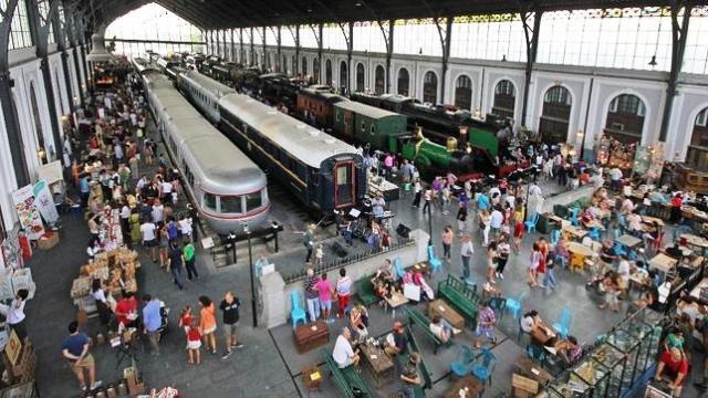 Museo del Ferrocarril de Madrid - Imagen de MirayVuela