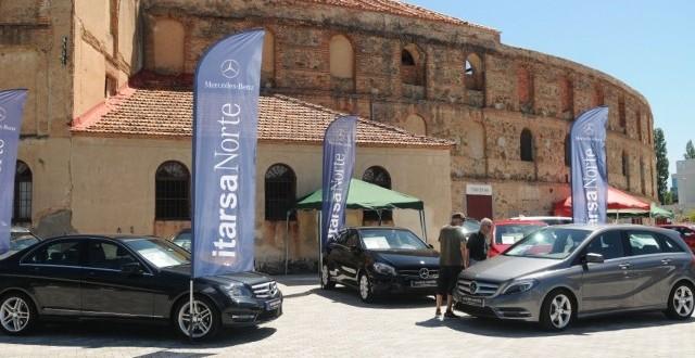 IV Feria del Automóvil en Segovia