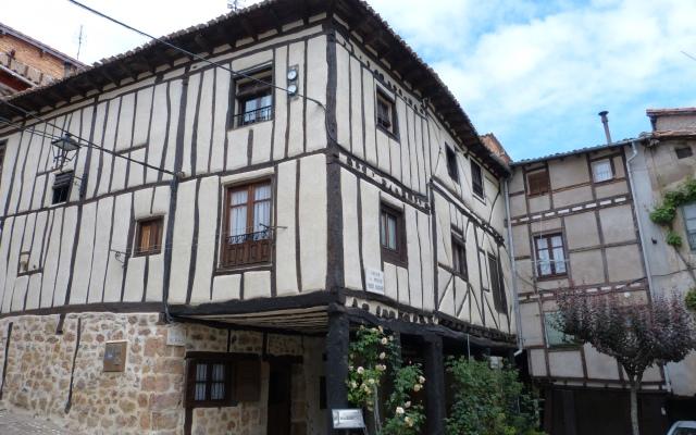 Calles típicas de Poza de la Sal - Destino Castilla y León