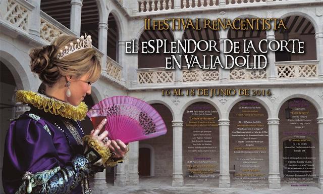 La corte en Valladolid 2016