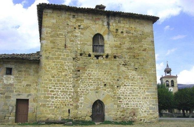Torre de los Velascon en Quisicedo - Imagen de Ramón Sobrino Torrens