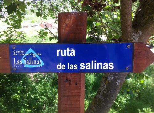 Rutas de senderismo por el Diapiro de Poza de la Sal - Destino Castilla y León