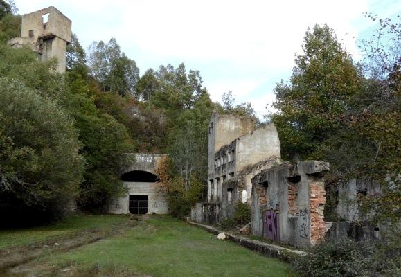 Acceso sur al Tunel de la Engaña -  Imagen cortesía de Tierras de Burgos