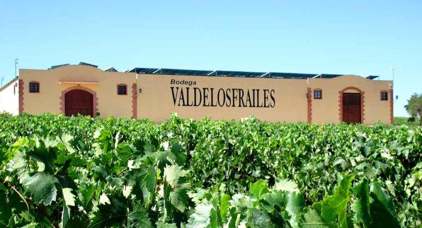 Bodega Valdelosfrailes 1 - Destino Castilla y León