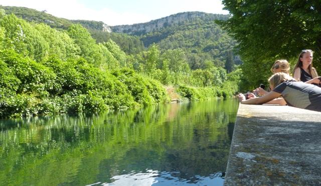 Canal del Jardín Secreto de Oña - Destino Castilla y León