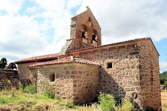 Iglesia de Quintanaseca - Imagen de Ciudad de Frías