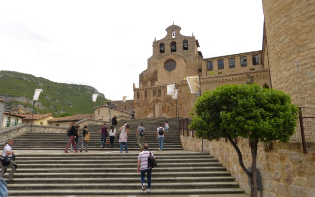 Monasterio de San Salvador de Oña - Destino Castilla y León