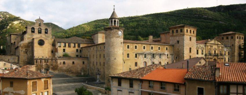 Portada de Oña - Destino Castilla y León
