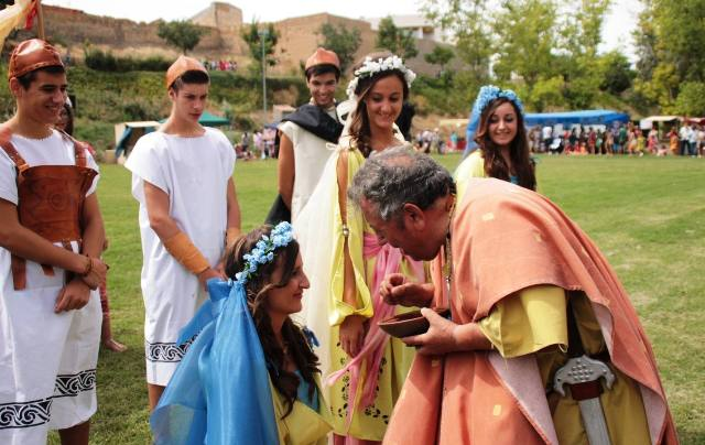 Fiesta Vaccea en Cabezón de Pisuerga - Imagen de El Norte de Castilla
