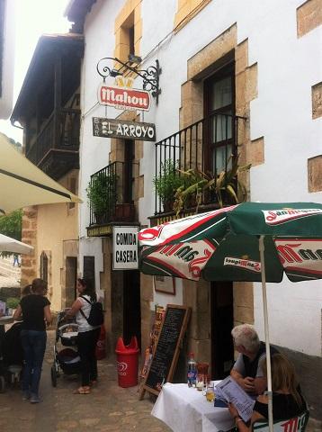 Mesón el Arroyo en Orbaneja del Castillo - Destino Castilla y León