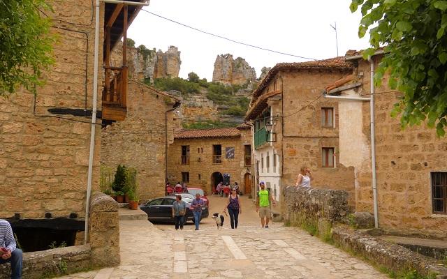 Callejas de Orbaneja del Castillo - Destino Castilla y León
