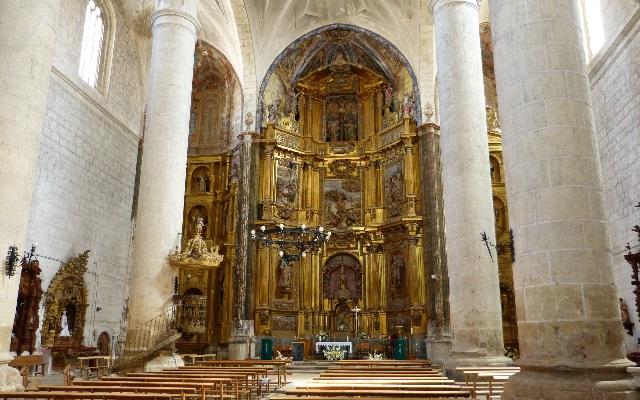 Iglesia de Santiago - Destino Castilla y Leon