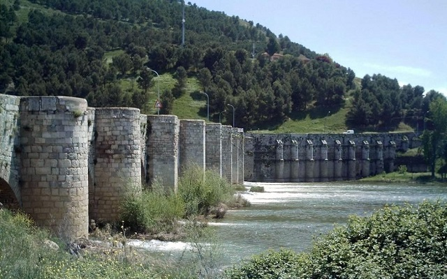 Puente romano de Cabezón de Pisuerga - Imagen de Zut.es
