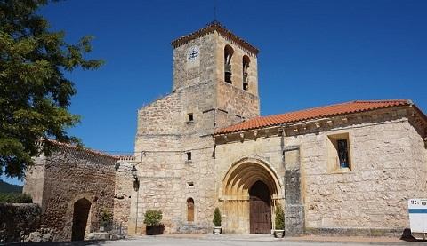 Iglesia de Tubilla del Agua - Imagen de Viaja y Veras