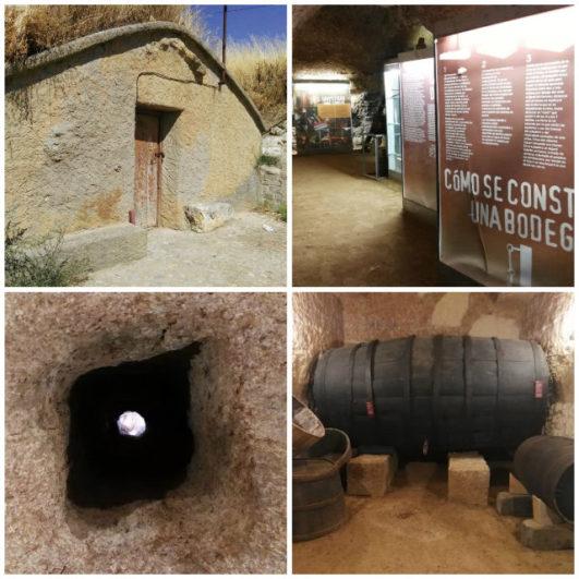 bodega subterranea de Mucientes