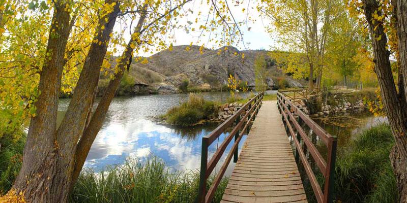 Ruta por el Duero Soria-Fuente de la imagen: http://guiadesoria.es/