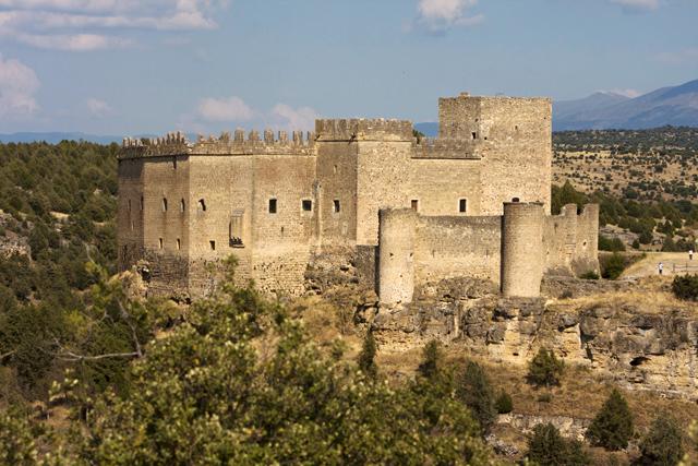 Castillo de Pedraza. Autor: Mario Antón Lobo