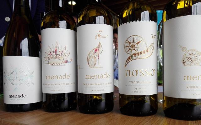 Nueva colección de vinos de Bodegas Menade