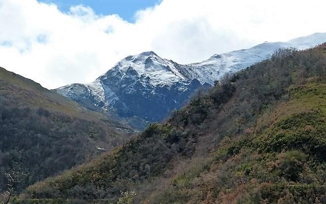 Montañas del Valle del Silencio