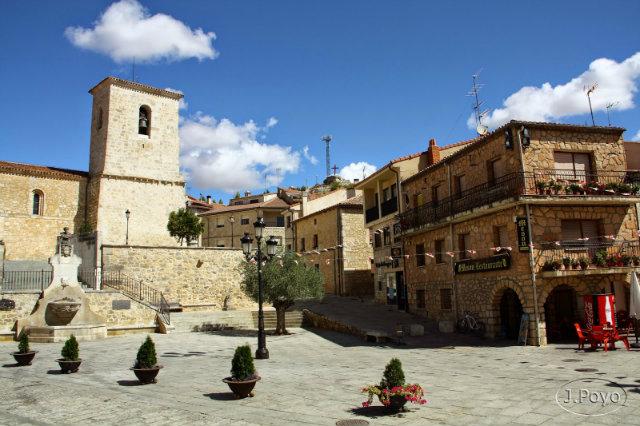 Caleruega (Burgos) Fuente: http://www.viajesyrutas.es