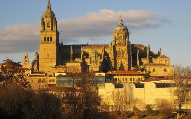 Ciudad dorada de Salamanca