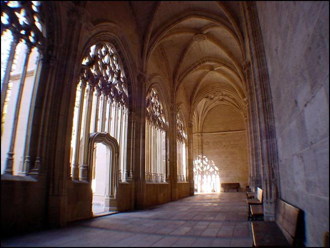 Claustro Catedral de Segovia - Autor: JDiezArnal