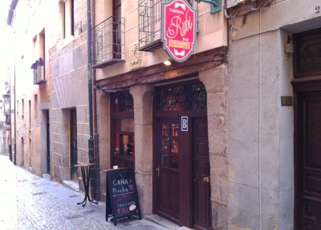 Taberna Rubí de Segovia - Imagen de Tapeanding