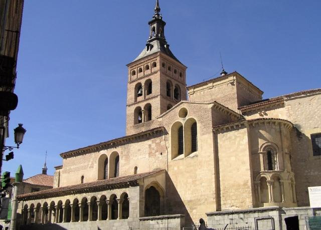 Iglesia de San Martín de Segovia - imagen de YotuGuíadeturismo